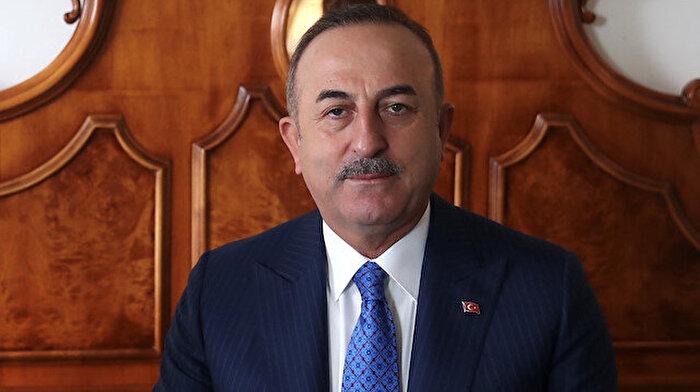 Dışişleri Bakanı Çavuşoğlu'ndan Yunanistan'a Libya tepkisi