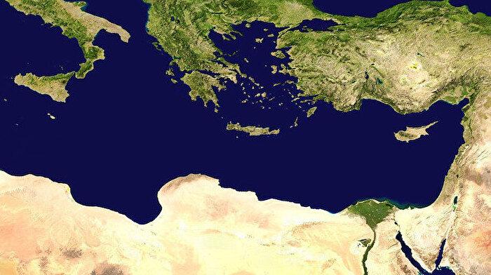 Sisi'nin Akdeniz'de 7 bin kilometrekareyi Yunanistan'a bıraktığı ortaya çıktı