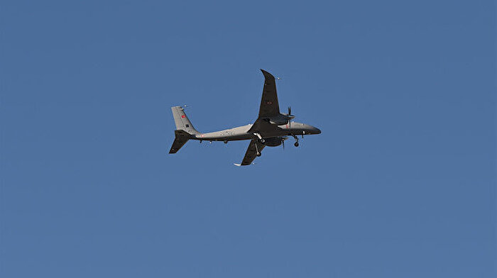 Türk havacılığında tarihi gün: AKINCI TİHA ilk kez gökyüzüyle buluştu