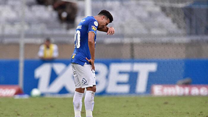 Alex'in eski takımı Cruzeiro tarihinde ilk kez küme düştü