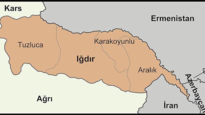Ermenistan kanalında skandal yayın: Iğdır'ı Ermenistan toprağı gösterdiler