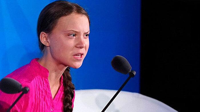 TIME dergisi 'yılın kişisi'ni seçti: Greta Thunberg