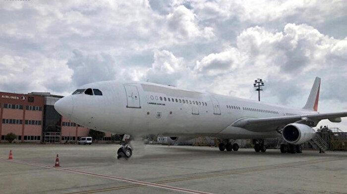 Sahibinden satılık Airbus: Pazarlık ve takas yok