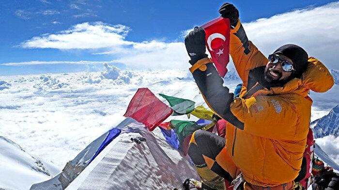 Dünya ona 'Muhteşem Türk' diyor: Tunç Fındık dağcılık tarihine adını yazdıracak