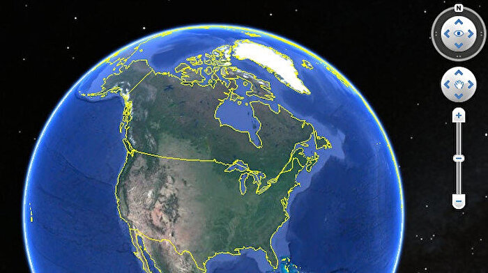Google Haritalar uydu görüntüleri dünya nüfusunun %98'ini kapsıyor