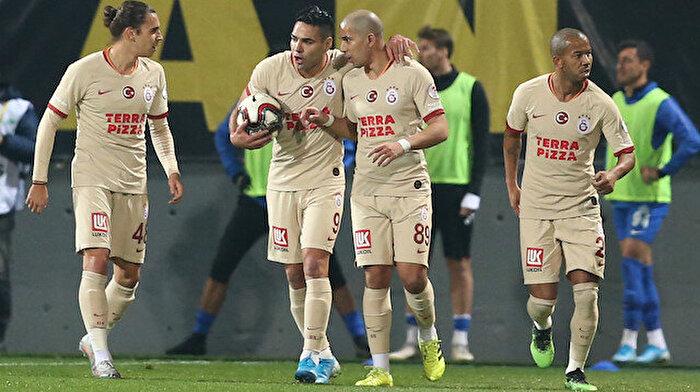 Galatasaray, Ziraat Türkiye Kupası'nda sürprize izin vermedi