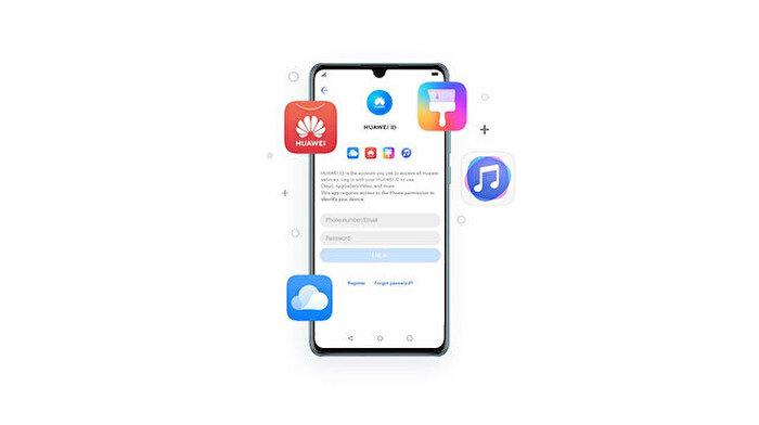 Huawei, kendi mobil servisleriyle Google Play'in yerini almak istiyor