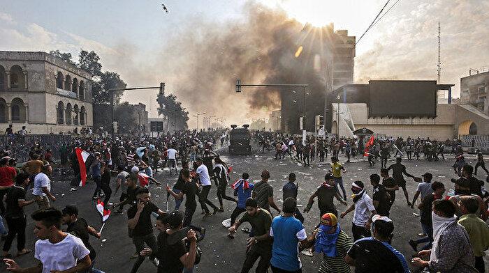 Irak'ta 2019 yılına damga vuran olaylar
