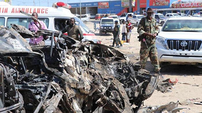 Somali'de Eş-Şebab saldısı: 2'si Türk 80 kişi öldü