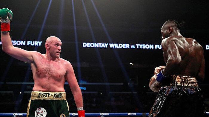 Wilder-Fury maçına doğru