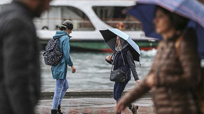 Meteoroloji uyardı:🌨️Kar,☔ sağanak yağış ve 💨fırtınaya dikkat