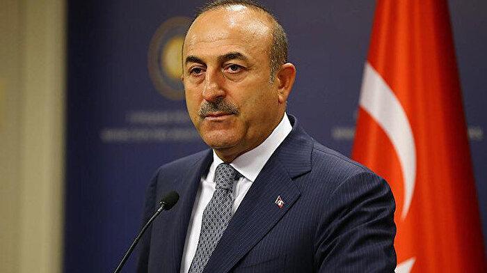Bakan Çavuşoğlu'ndan, Yusuf Yazıcı'ya geçmiş olsun telefonu