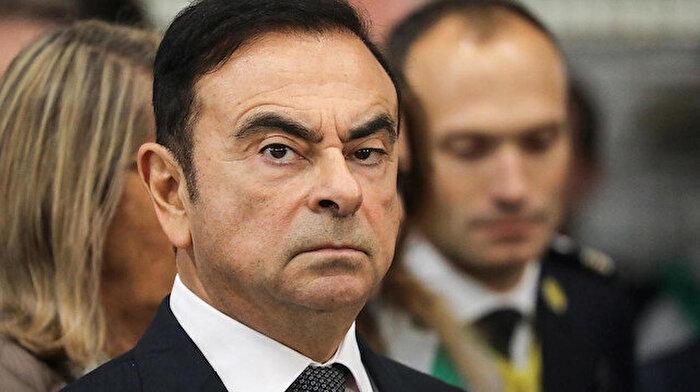 İçişleri Bakanlığı'ndan Carlos Ghosn'un kaçışına soruşturma