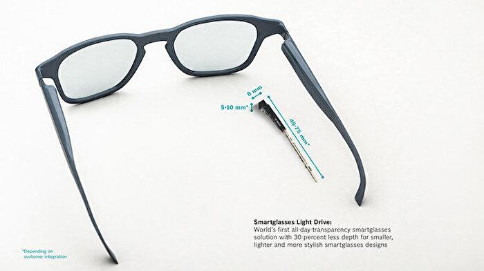 Bosch tam bir gün boyunca kullanılabilen akıllı gözlük duyurdu