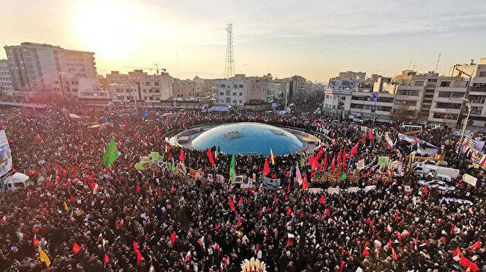 Hamas lideri: Süleymani Kudüs şehididir