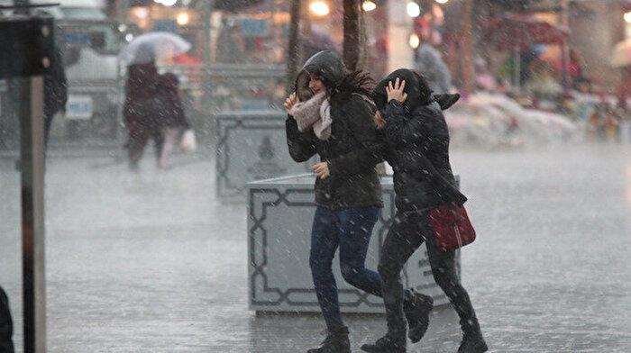 Meteorolojiden fırtına uyarısı: Ne zaman bitecek?
