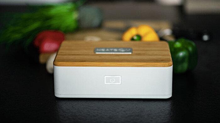 CES 2020'de gösterilen akıllı beslenme çantası yiyecekleri ısıtabiliyor