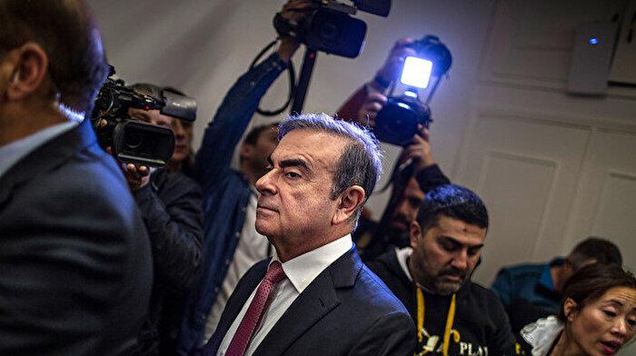 Eski Nissan CEO'su Ghosn'a Lübnan'dan çıkış yasağı getirildi