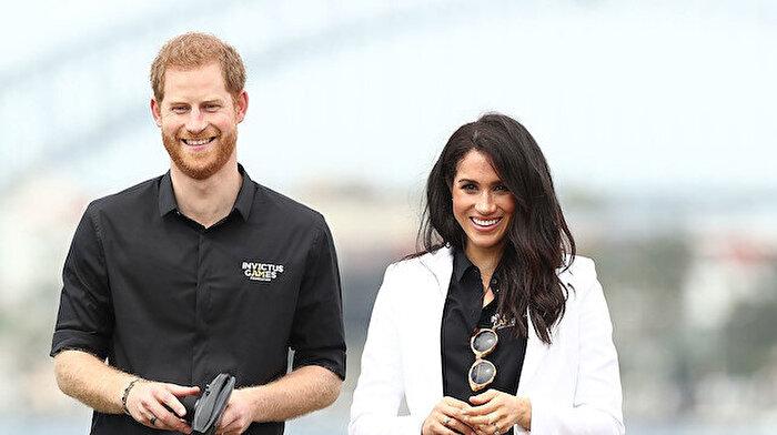 Beklenen son: Prens Harry ve Meghan Markle kraliyetten ayrıldıklarını açıkladı