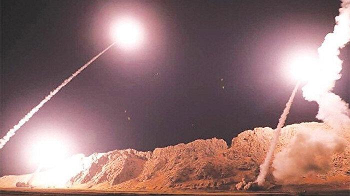 Görüntüler ortaya çıktı: İşte roket atılan ABD üssünün son hali