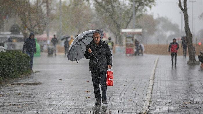 Meteorolojiden uyarı geldi: Kuvvetli rüzgar geri döndü