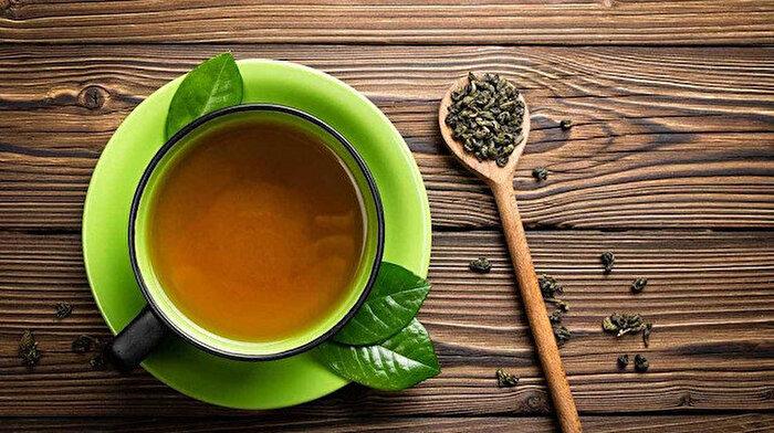 Yeşil çay içmek kalp hastalıklarına iyi geliyor