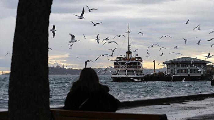 Meteorolojiden yeni açıklama: Marmara Bölgesi'nde sıcaklık mevsim normallerinde