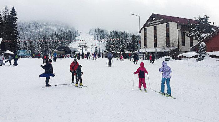 Ilgaz Dağı, geçen yıl 560 bin ziyaretçiyi ağırladı
