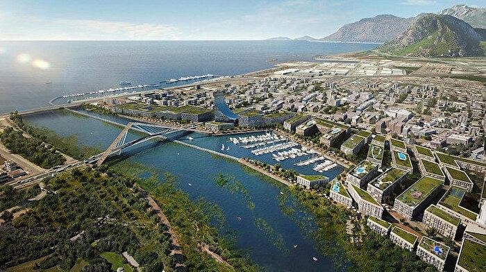 Bakan Turhan Kanal İstanbul'un detaylarını açıkladı