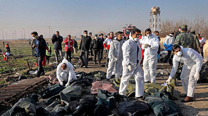 Vurulan Ukrayna uçağında 6 nükleer fizikçi vardı