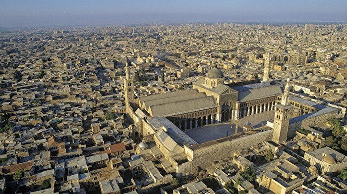 Şam'ın kalbi: Emevi Cami