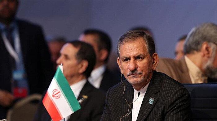 İran Cumhurbaşkanı Yardımcısı: Çok zor günlerden geçiyoruz