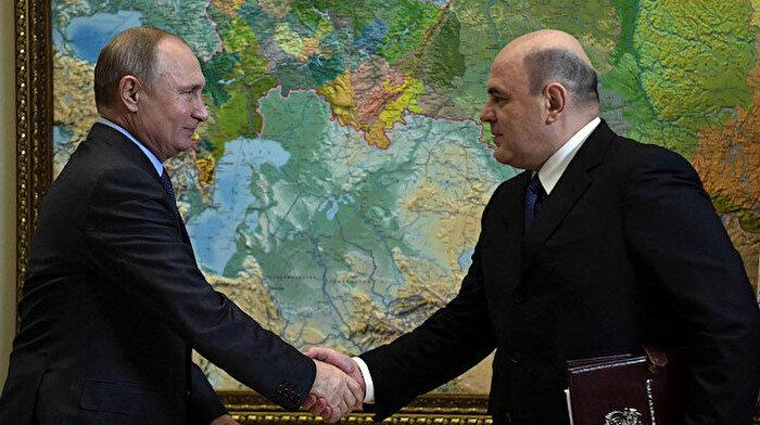 Putin onay verdi: İşte Rusya'nın yeni başbakanı Mişustin