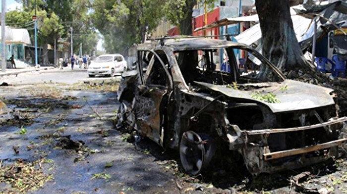 Somali'de Türk inşaat şirketi çalışanlarına bombalı saldırı