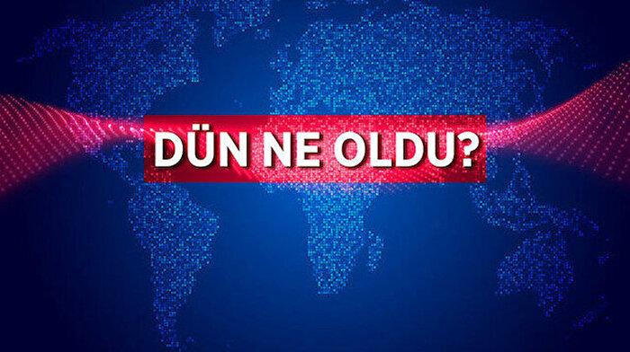 20 Ocak 2020: 6 başlıkta Türkiye'de ve dünyada öne çıkan haberler