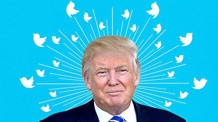 Trump kendi rekorunu kırdı: 88 saniyede bir tweet attı