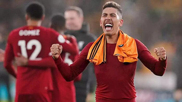Liverpool yenilmiyor: Seri 40 maça çıktı