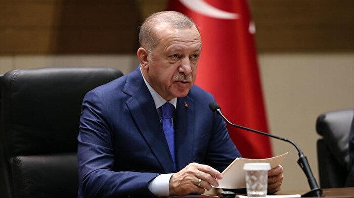 Cumhurbaşkanı Erdoğan deprem bölgesinde: Elimizden geleni yapacağız