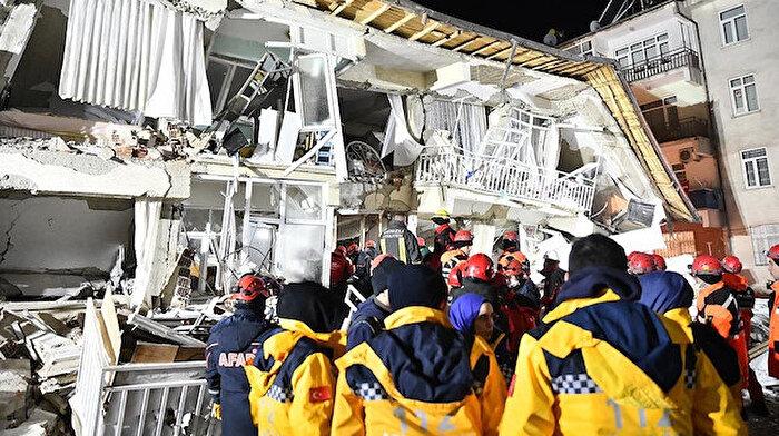 Elazığ'da deprem: 41 kişi hayatını kaybetti, binin üzerinde yaralı var