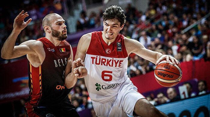 Cedi Osman 'deprem' için NBA'i seferber etti