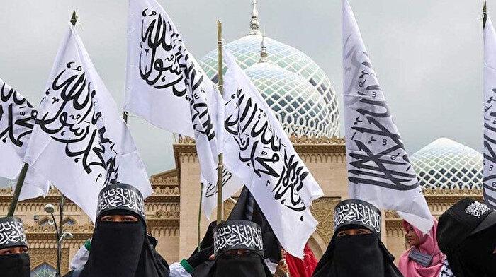 Taliban'dan 'ABD askeri uçağını düşürdük' iddiası