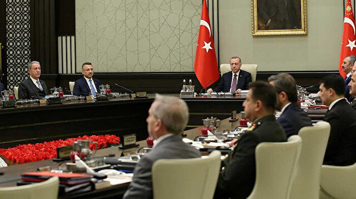 MGK bildirisi açıklandı: Libya'daki meşru hükümeti desteklemeye devam edeceğiz