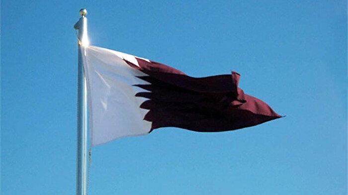 Katar Filistin meselesi için çaba göstermeye hazır olduğunu açıkladı