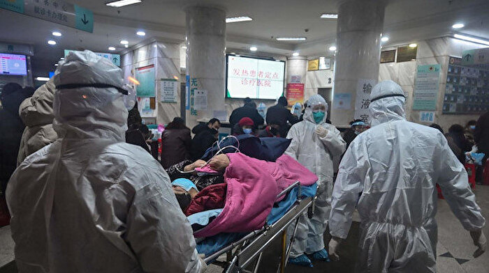 😷 Çin'de koronavirüsü salgını: Can kaybı 304'e yükseldi