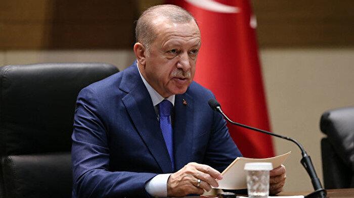 Cumhurbaşkanı Erdoğan: Türkiye İdlib'deki saldırının cevabını misliyle verdi