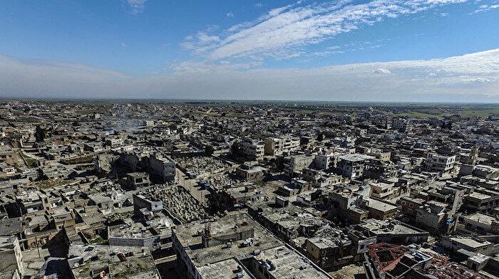 Esed rejimi, Serakib'de 170 bin sivili evsiz bıraktı