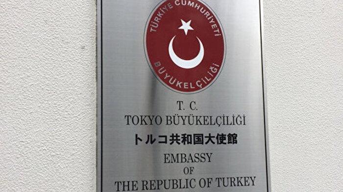 Japon vatandaştan anlamlı destek: Zarf içinde büyükelçiliğe teslim etti