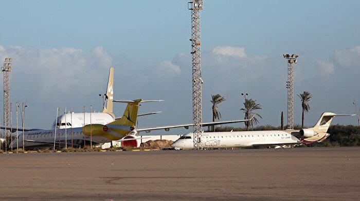 Hafter, Libya'nın dünyaya açılan kapısını vurdu