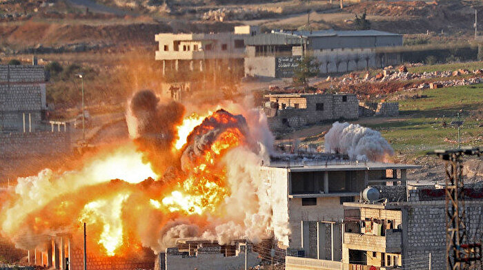 Rejim, anlaşmaları hiçe sayıyor: İdlib'e açılan kapı Serakib'i ele geçirdiler
