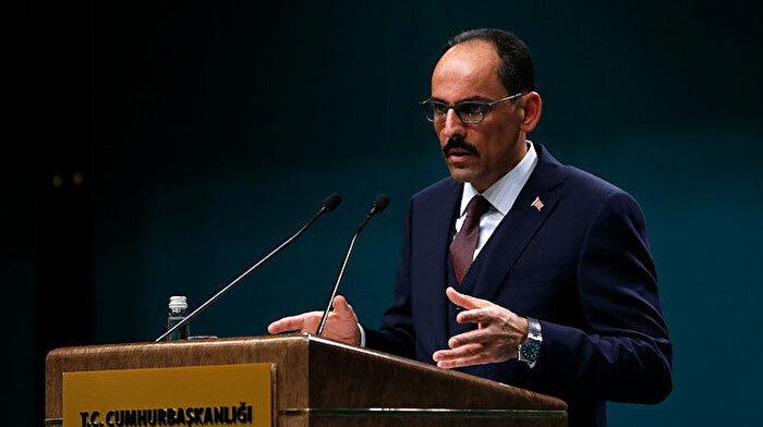 Kabine Toplantısı sonrası net açıklama: Rejimin yapacağı her hatanın bedeli ağır olacak